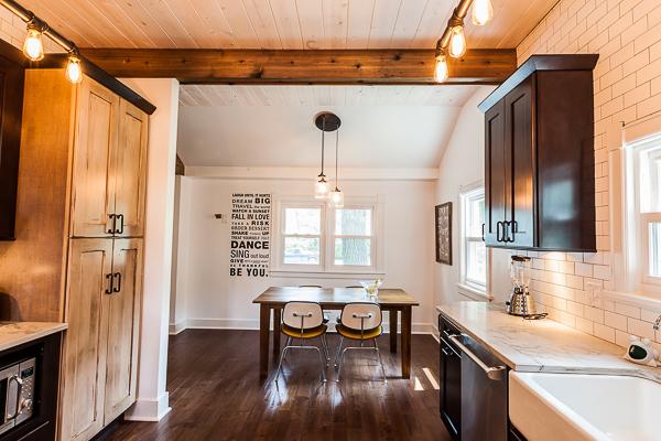 Kitchen And Bathroom Remodel In Glen Ellyn Illinois Hyland Homes