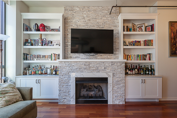 Fireplace Remodel In Chicago Illinois